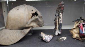 Auswirkungen eines Stromunfalls, (c) Berliner Medizinhistorisches Museum der Charité