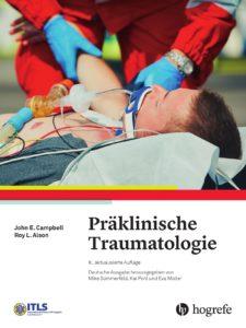 Fachbuch Rettungsmedizin, (c) Hogrefe Verlag