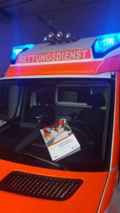 Wissen im Rettungsdiensteinsatz, (c) Jan Schlüter