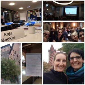 Lektorentage 2018 in Nürnberg, (c) Dr. Anja Becker