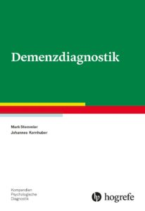Demenzdiagnostik, (c) Verlag Hogrefe