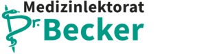 Logo Medizinlektorat Dr. Becker