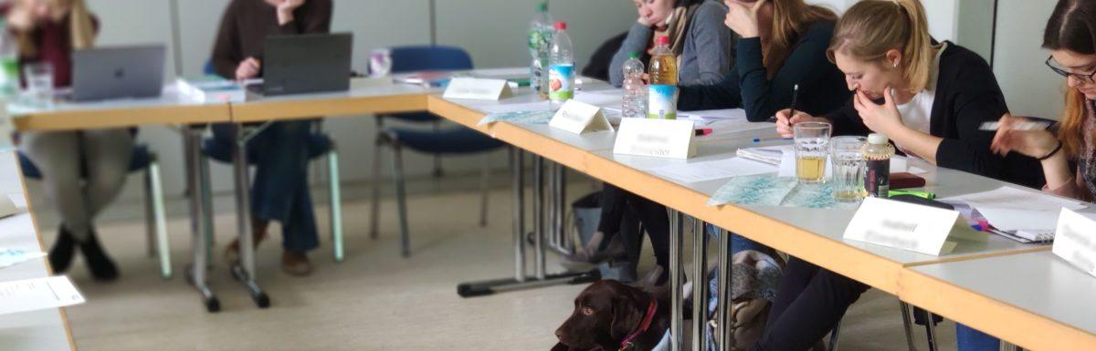 Schreibseminar für Tiermediziner am 23.11.2019